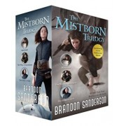 Mistborn Trilogy Set: Mistborn, the Hero of Ages, and the Well of Ascension, Paperback/Brandon Sanderson