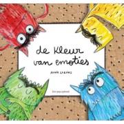 De kleur van emoties - Anna Llenas