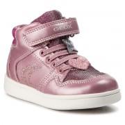 Geox Sneakersy GEOX - B Djrock G. A B841WA 0NFEW C8006 M Dk Pink