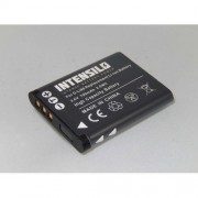 INTENSILO Li-Ion Batterie 700mAh (3.6V) pour appareil photo, cam?scope, cam?ra vid?o Toshiba Camileo SX500, SX900 comme D-Li88, DB-L80