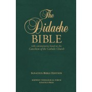 Didache Bible-RSV: With Commentaries Based on the Catechism of the Catholic Church