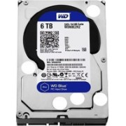 western digital 6 TB External Hard Disk Drive with 6 GB Cloud Storage(Silver)