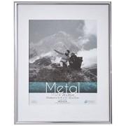 Timeless Expressions Timeless Frames Marco de Fotos de Pared, de Metal, Plateado, 30,48 x 30,48 (12 x 12 pulg.), 1