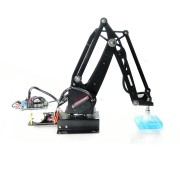 Arduino Pump All-metal RC Robot Arm 270 Rotation Educational Kit With Digital Servo