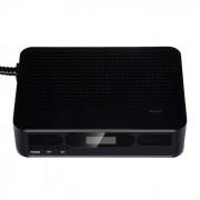 Receptor digital HD TV inteligente DVB-T2 caja - negro