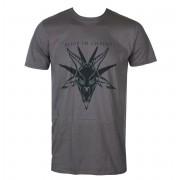 tricou stil metal bărbați unisex Alice In Chains - Black Skull Charcoal - BRAVADO EU - AICTS01MC