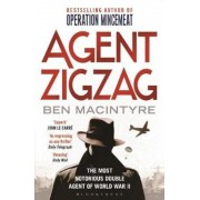 Agent Zigzag, Paperback