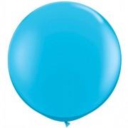 Jätteballong blå