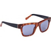 Fossil Wayfarer Sunglasses(Blue)