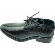 Pantofi eleganti pentru baieti MRS R1381 Negru 30