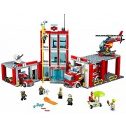 Lego fire station 60110