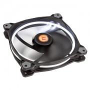 Ventilator 140 mm Thermaltake Riing 14 High Static Pressure White LED Radiator Fan