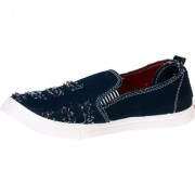 Men's Shoes Designer Best Gift For Men's Loafers Footwear Fabric Denim Print Comfort Stylish Dress Casual 09