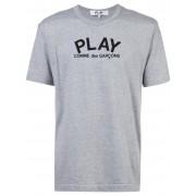 Comme Des Garçons Play футболка с принтом логотипа Comme Des Garçons Play