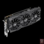ASUS ROG-STRIX-GTX1070TI-A8G-GAMING, GeForce GTX 1070 Ti, 8GB/256bit GDDR5, DVI/2xHDMI/2xDP, Asus cooling