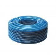Furtun aer comprimat din PVC cu insertie textila 50 m Guede GUDE02821 9 mm
