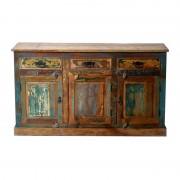 LUMZ Authentiek dressoir van sloophout