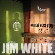 Video Delta White,Jim - Where It Hits You - Vinile