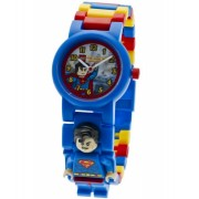 LEGO Super Heroes - Superman Minifigure Link Watch