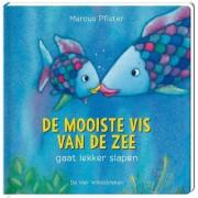 De mooiste vis van de zee: De mooiste vis van de zee gaat lekker slapen - Marcus Pfister