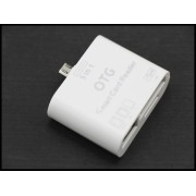 Micro USB OTG Connection Kit Asus Transformer book t300 chi   5-in-1 Reader