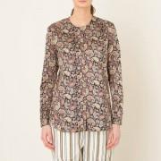LAURENCE BRAS Рубашка с рисунком из кашемира