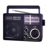 Radio Mp3 portabil Leotec LT-206LUC, suport card SD/USB