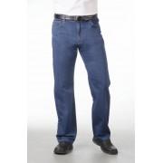Edeljeans, knitterfrei, besonders weich, Farbe blau Gr.26