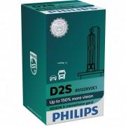 Philips D2S X-tremeVision gen2 +150% 4800K 85122XV2C1 xenon lámpa