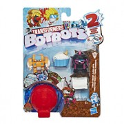 Transformers - Set 5 figurine BotBots Toilet Troop