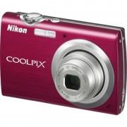 Nikon Compacta Nikon Coolpix S630 Rojo