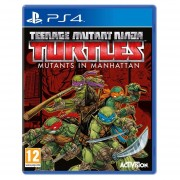 Teenage Mutant Ninja Turtles Mutants In Manhattan PlayStation 4