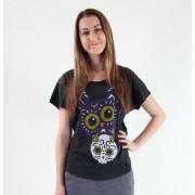 tricou hardcore femei copii - Midnight Hour - Akumu Ink - 6TW11