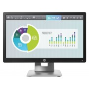"HP EliteDisplay E202 - Monitor LED - 20"" (20"" visível) - 1600 x 900 - IPS - 250 cd/m² - 1000:1 - 7 ms - HDMI, VGA, DisplayPort"