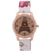 kds Analog Paris Design White Colour Womens Watches Ladies Watches Girls Watches Designer Watches
