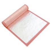 Argint Alimentar, Foite 9.5 x 9.5 cm, 25 buc