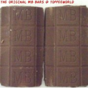 MB Original Scottish Chocolate Candy Bars x 3
