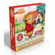 Daniel's Grr-Ific Stories! (Comes with a Tigertastic Growth Chart!): Welcome to the Neighborhood!; Daniel Goes to School; Goodnight, Daniel Tiger; Dan, Paperback