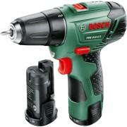 Aku bušilica Bosch 10,8 LI-2 2 baterije