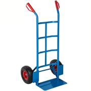 tectake Steekwagen - blauw