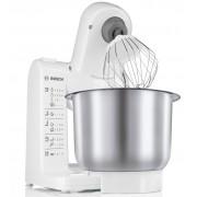 Mixer planetar Bosch MUM4407, 500 W, 4 trepte, alb