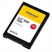 """""""Intenso 3812440 Top SSD 256GB 2.5"""""""" Sata3"""""""