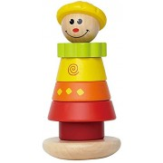 Hape-Wooden Stacking Jill Toddler Toy