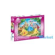Disney hercegnők - 100 db-os puzzle
