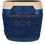 House of Marley Chant Mini Denim Bluetooth speaker