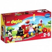 Lego Klocki konstrukcyjne DUPLO Parada Urodzinowa Myszki Miki i Minnie 10597