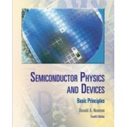 Semiconductor Physics and Devices: Basic Principles, Hardcover (4th Ed.)