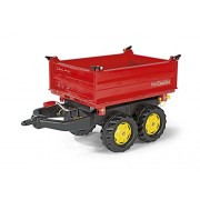 Rolly Toys Mega Trailer, Red