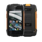 "myPhone IRON 2 4"" Doppia SIM 4G 1GB 8GB 2400mAh Nero, Arancione"