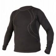 Термо блуза Gemm - Черен / тъмно сив